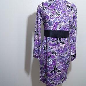 Tracy Negoshian reversible front to back dress